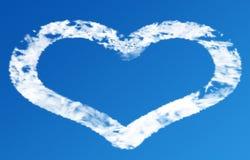 Miłość jest w powietrzu Obrazy Royalty Free