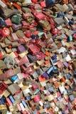 Miłość kędziorek Gallary, Kolonia, Niemcy Obraz Stock