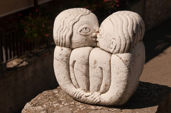 Miłość kamień Obraz Stock