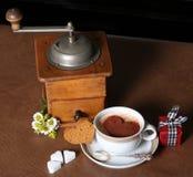 miłość kawowa Fotografia Stock