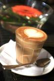 miłość kawowa Obrazy Royalty Free