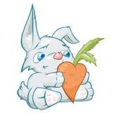 miłość królik Obrazy Royalty Free