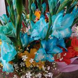 Miłość kwiaty obrazy royalty free