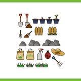 miłość logo Obraz Royalty Free