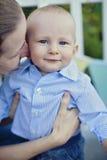miłość matki Fotografia Royalty Free