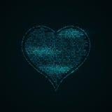 Miłość odnosić sie formułuje pojęcie Zdjęcie Stock