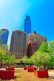 Miłość park w centrum miasta Filadelfia zdjęcie stock