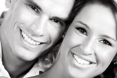 miłość pary Obraz Royalty Free