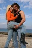miłość pary zdjęcie royalty free