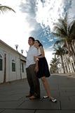 miłość pary Zdjęcia Stock