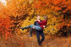 miłość pary Fotografia Royalty Free