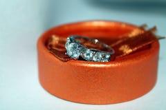 Miłość pierścionek Obraz Stock