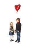 miłość potomstwa Zdjęcia Stock