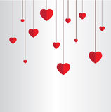 miłość powietrza Obraz Stock