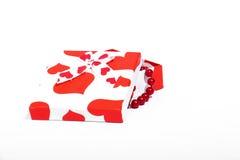 Miłość prezenta pudełko Zdjęcie Royalty Free