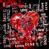 Miłość projekt zdjęcia royalty free