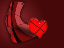 miłość save royalty ilustracja