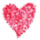 miłość symbol Zdjęcia Royalty Free