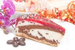 Miłość tort Zdjęcie Stock