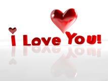 miłość valentines Zdjęcie Royalty Free