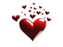 miłość valentines Obrazy Stock