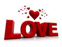 miłość valentines Zdjęcie Stock