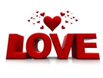 miłość valentines Fotografia Stock