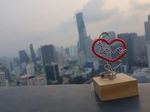 Miłość w ranku Zdjęcie Royalty Free
