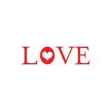 Miłość walentynek Szczęśliwy dzień ilustracja wektor