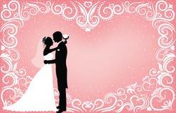 miłość wzór Obrazy Royalty Free