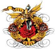 Miłość zwłoka Zdjęcia Royalty Free
