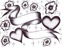 miłości ślimacznica Zdjęcie Royalty Free