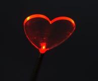 Miłości światło Obrazy Royalty Free