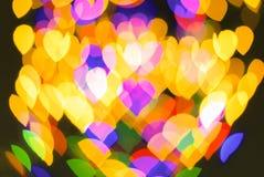 Miłości bokeh miłości bokeh miłości bokeh Zdjęcie Royalty Free