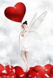 Miłości czarodziejka Fotografia Stock