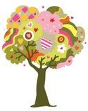 miłości drzewo Obrazy Royalty Free