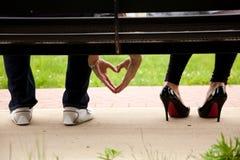 miłości dusza Zdjęcie Stock