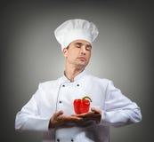 Miłości gotować Obrazy Stock