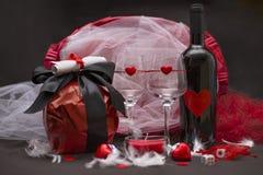 Miłości gra dla dwa kochanków Zdjęcia Stock