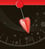miłości kierowy valentine royalty ilustracja