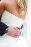 miłości małżeństwo Zdjęcie Royalty Free