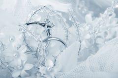 miłości małżeństwo Fotografia Stock