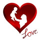 miłości matka Obraz Stock