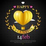Miłości serca wzór Dla Ten walentynki ` s dnia wydarzenia royalty ilustracja