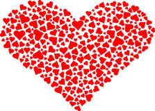 Miłości Serce Zdjęcia Stock