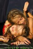 miłości siostra s Zdjęcia Stock