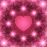 Miłości tło Zdjęcia Stock