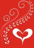 Miłości weave Fotografia Royalty Free