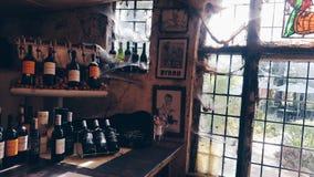 Miłości wino? Fotografia Royalty Free