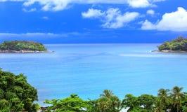 miły ocean Fotografia Royalty Free